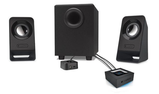 LOGITECH Z213 Multimedia Speakers - analog - EMEA
