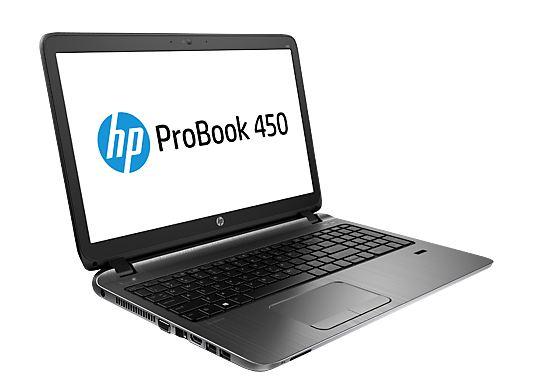 HP ProBook 450 G2 DSC 2GB i7-5500U 15.6 FHD SVA AG 8GB 1D 750GB 5400 W7p64W8.1p DVD+-RW 1yw Webcam kbd TP Intel AC 1x1+BT FPR
