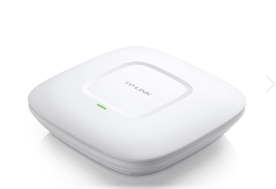 TP-LINK 300Mbps Wireless N Ceiling Wall Mount Access Point QCOM 300Mbps at 2.4Ghz
