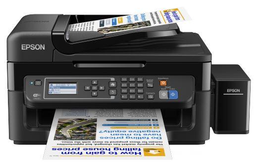 EPSON Inkjet printer L565 MFP USB WiFi
