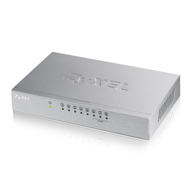 ZYXEL ES-108A V3 8-Port Desktop Fast Ethernet Switch