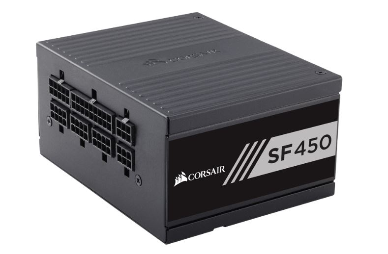 CORSAIR High Performance SFX SF450 Modular Power Supply EU Version