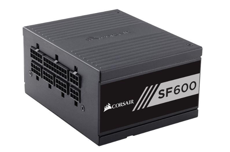 CORSAIR High Performance SFX SF600 Modular Power Supply EU Version