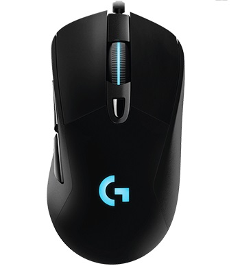 LOGITECH G403 Prodigy Gaming Mouse - USB EER2