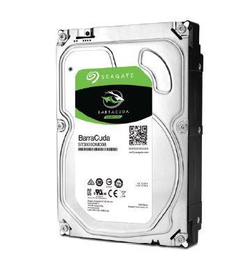 SEAGATE Desktop Barracuda 7200 2TB HDD 7200rpm SATA serial ATA 6Gb s NCQ 256MB cache 8,9cm 3,5inch BLK