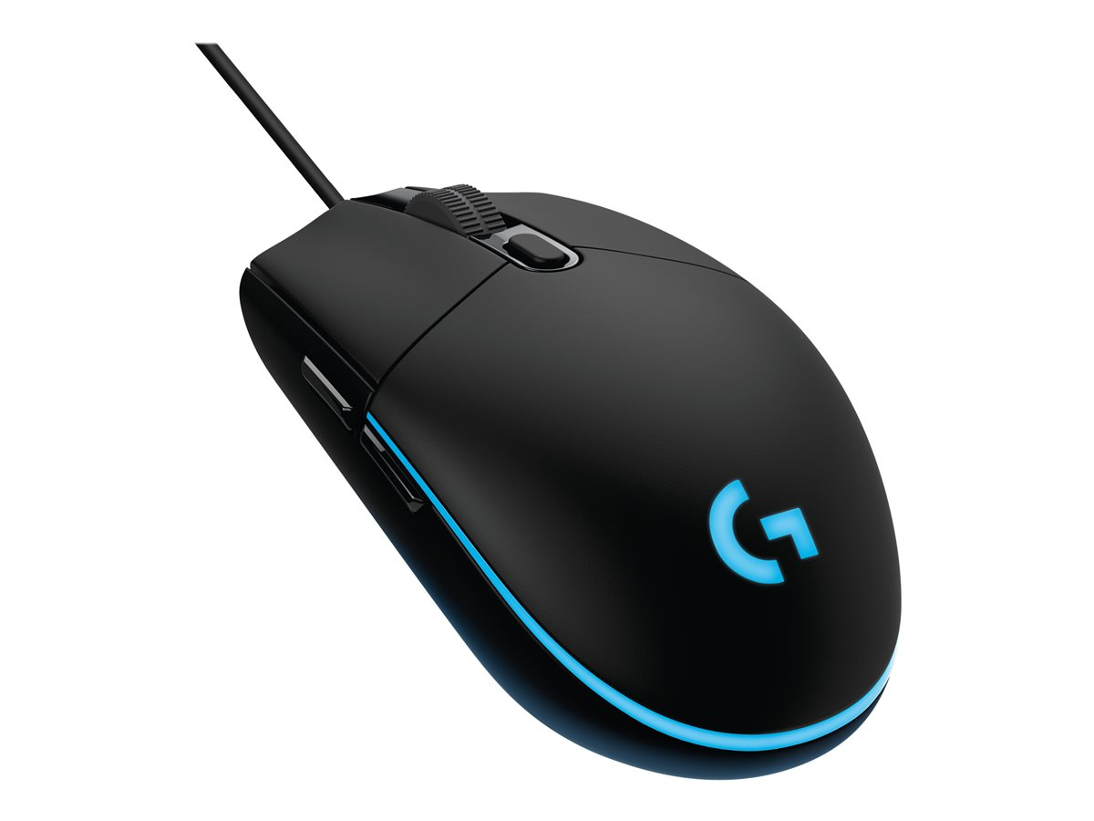 LOGITECH G203 Prodigy Gaming Mouse USB BLACK EWR2