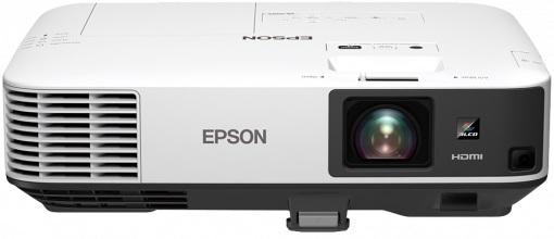 EPSON EB-2065 3LCD XGA installation projector 1024x768 4:3 5500 lumen 15000:1 contrast 10W speaker