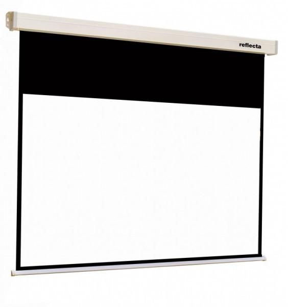 REFLECTA Crystal-Line Rollo 160x130 cm (viewing area 156x88) 4 black borders