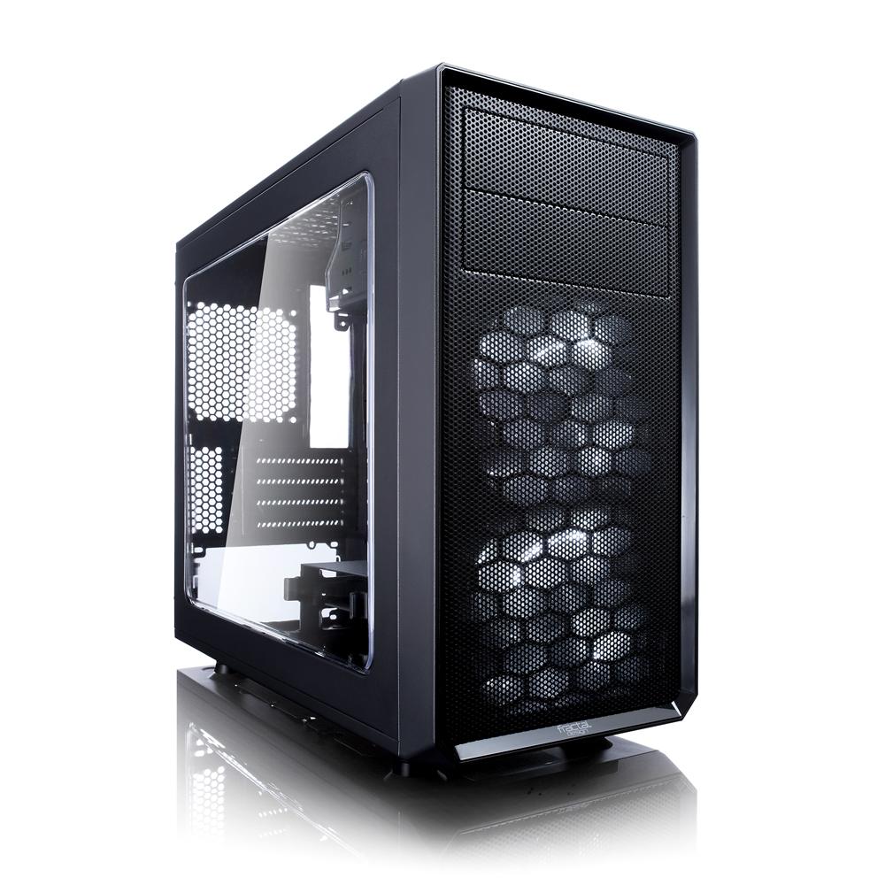 FRACTAL DESIGN Focus Mini Black Window