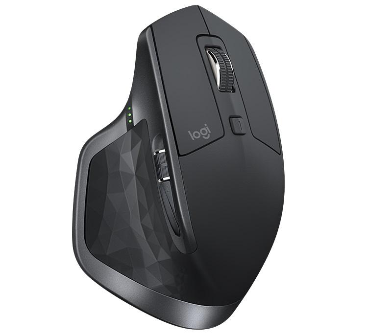 LOGITECH MX Master 2S Wireless Mouse - GRAPHITE - EMEA