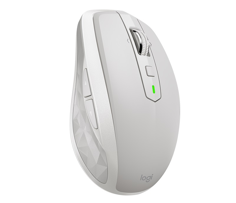 LOGITECH MX Anywhere 2S Wireless Mobile Mouse - LIGHT GREY - EMEA