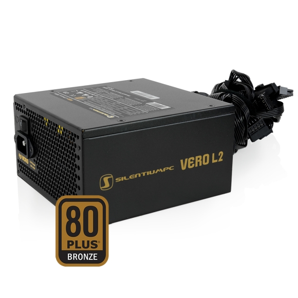 SILENTIUMPC Vero L2 Bronze 500W