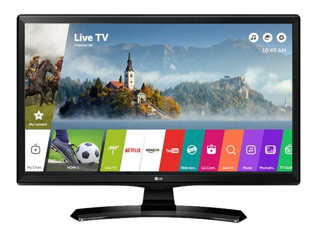LG 24MT49S-PZ.AEU 24in Full HD IPS TV Smart Monitor