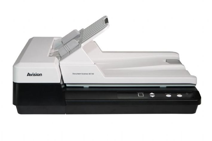 AVISION A4 Document Scanner AD130