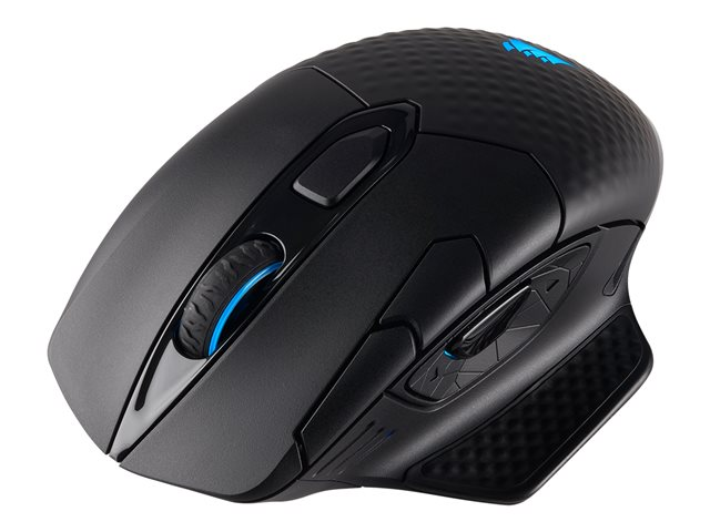 CORSAIR Dark Core RGB Performance Wired Wireless Gaming Mouse Backlit RGB LED 16000DPI