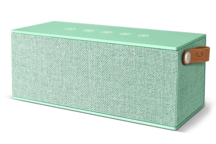 FRESHN REBEL Rockbox Brick XL Fabriq Edition Bluetooth Speaker Peppermint