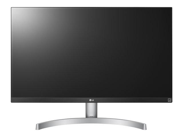 LG 27i 27UK600-W.AEU 4K monitor UHD 3 Side HDR sRGB Tilt