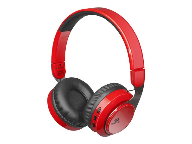 DEFENDER Wireless stereo headset SKY red Bluetooth