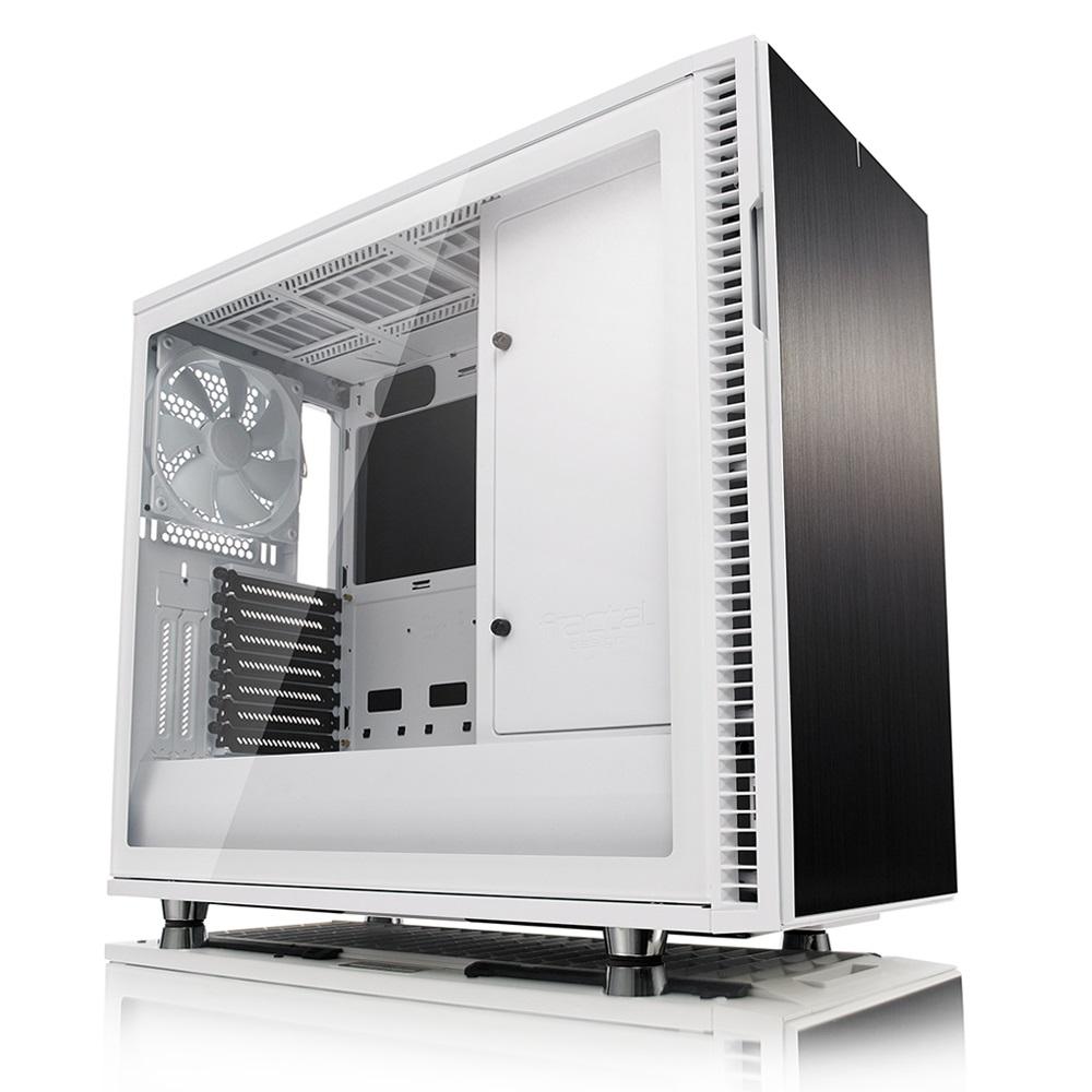 FRACTAL DESIGN Define R6 White TG