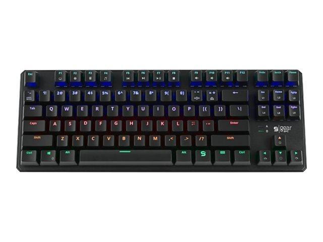SILENTIUM SPC Gear GK-530 Kailh Blue RGB EN