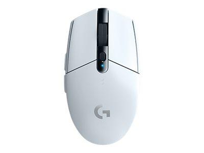 LOGITECH G305 Recoil Gaming Mouse - WHITE - EWR2