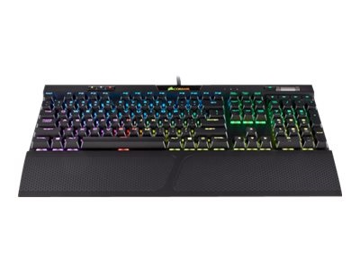 CORSAIR K70 RGB MK.2 Mechanical Gaming Keyboard Backlit RGB LED Cherry MX Brown US