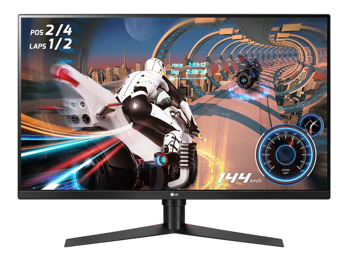 LG 32GK850F-B 81.28cm 32inch 2560x1440 16:9 DisplayPort HDMI