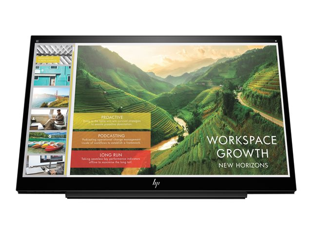 HP Display S14 14inch 1920x1080 USB-C