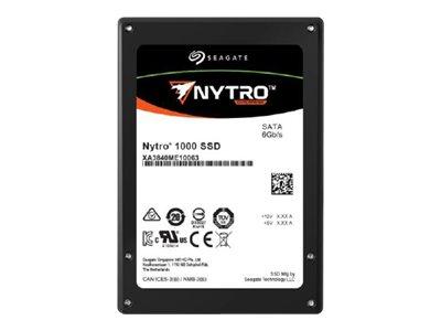 SEAGATE Nytro 1351 SSD 240GB Light Endurance SATA 6Gb s 6,4cm 2,5inch 1DWPD TCG Ent 3D TLC
