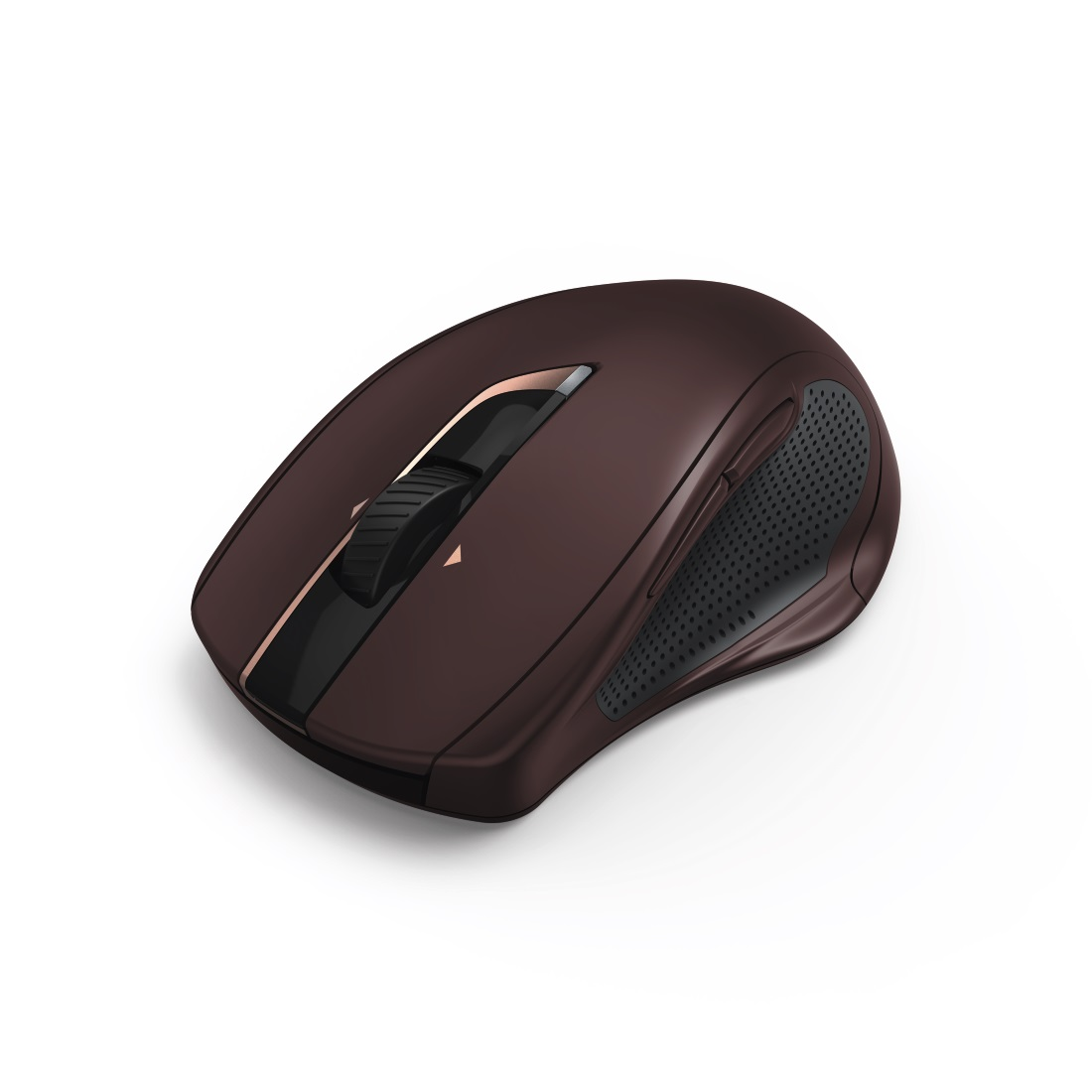 HAMA MW-800 7-Button Laser Wireless Mouse Auto-dpi burgundy