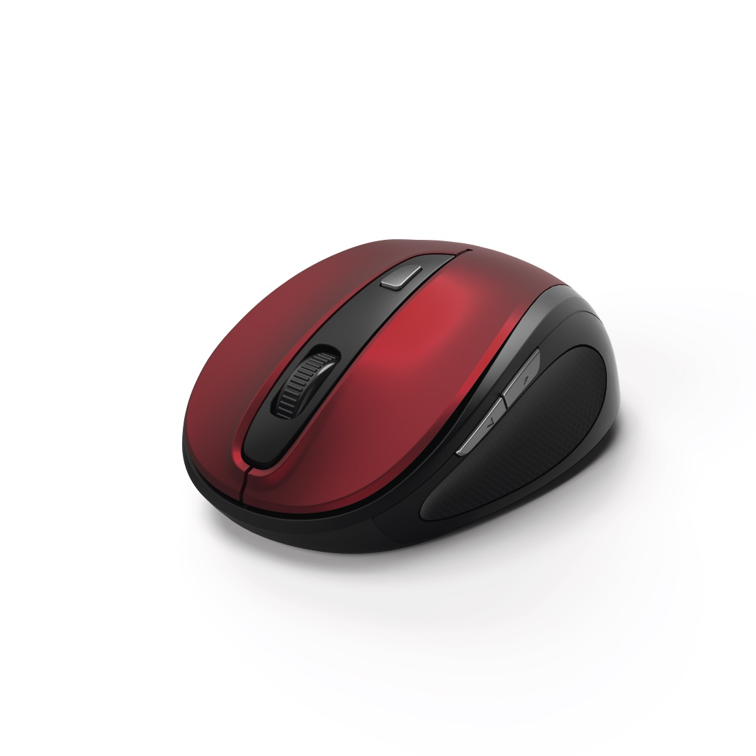 HAMA MW-400 Optical 6-Button Wireless Mouse red