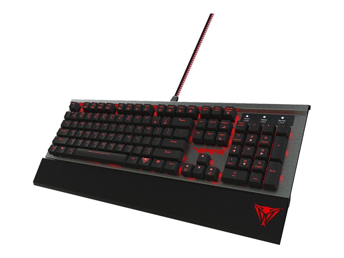 PATRIOT Viper V730 Mech. RGB-Keyboard
