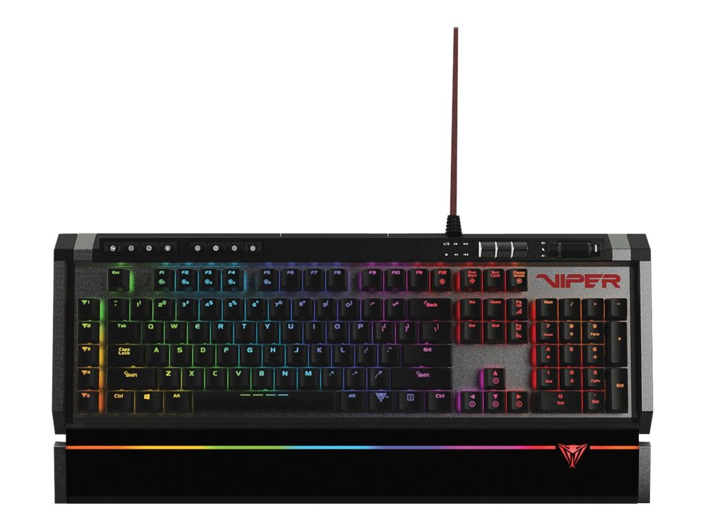 PATRIOT Viper Mechanical RGB Keyboard
