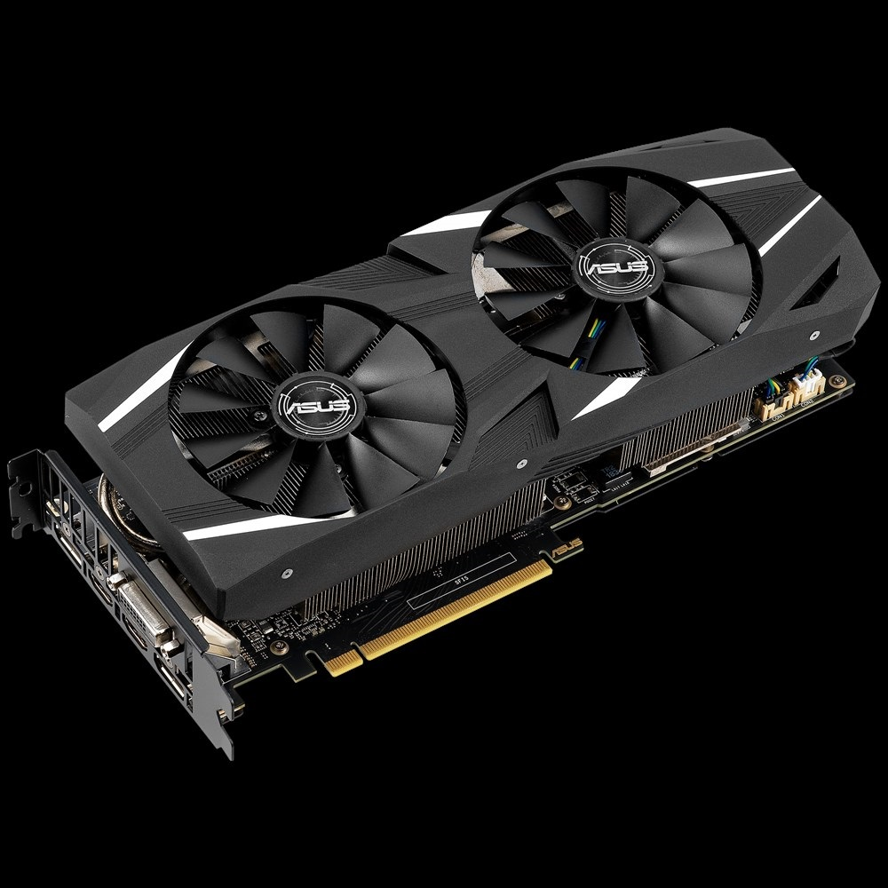 ASUS GeForce DUAL-RTX2060-O6G
