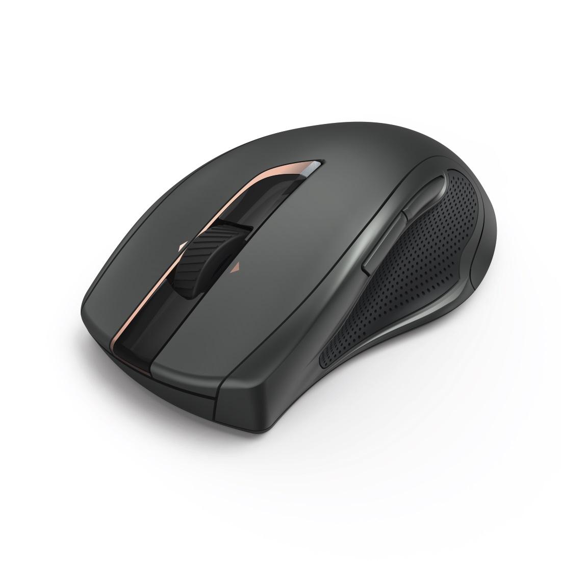 HAMA MW-900 7-Button Laser Wireless Mouse Auto-dpi black