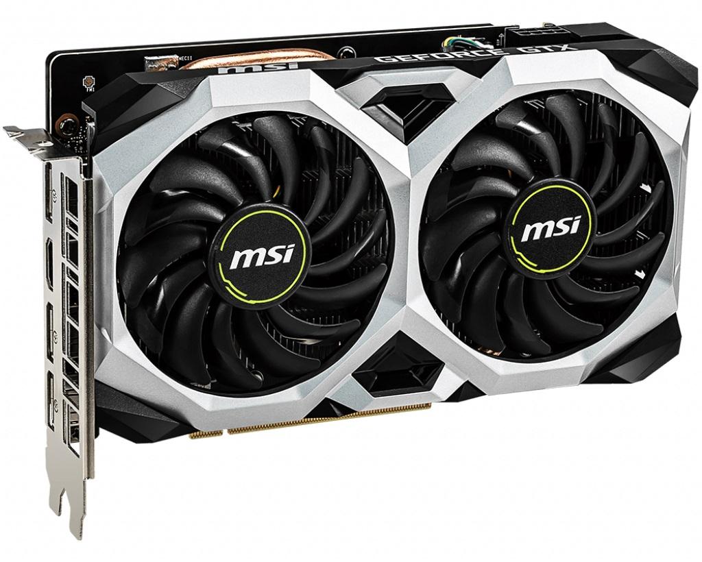 MSI GTX 1660 Ti VENTUS XS 6G OC