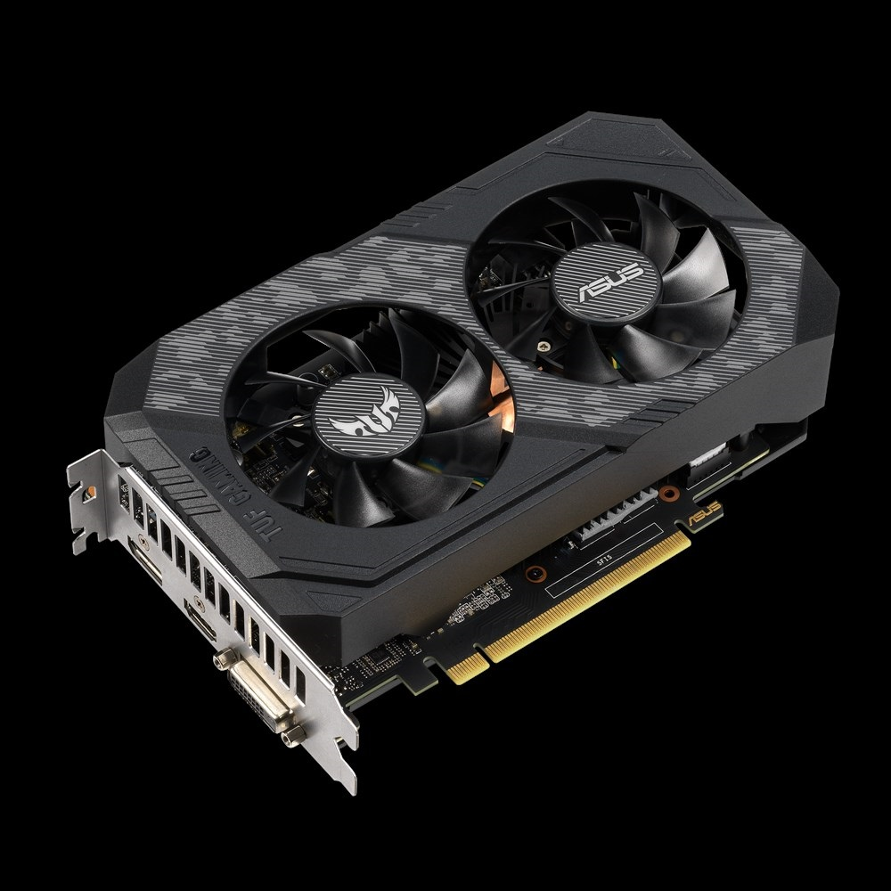 ASUS GeForce TUF-GTX1660-O6G-GAMING VGA