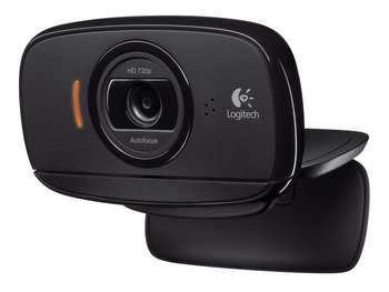 LOGITECH B525 HD Webcam 2MP 720p MSLync USB black OEM