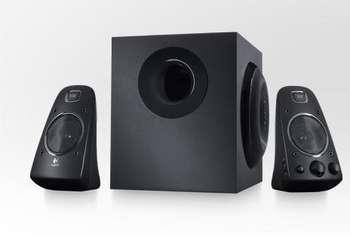 LOGITECH Z623 2.1 Speaker System black