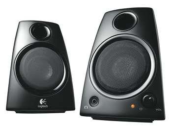 LOGITECH Z130 speaker 2.0 5Watt black