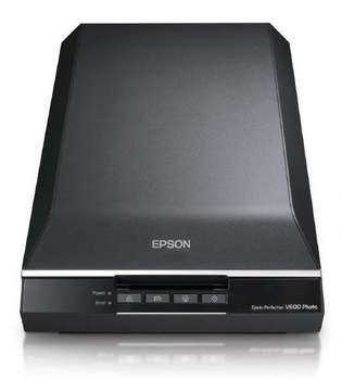 EPSON Perfection V600 Photo Scanner A4 Office Scanner LED 6400x9600dpi ADF 4ppm