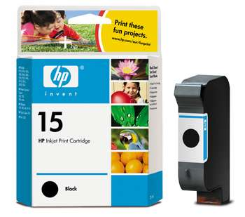 HP 15 ink black large
