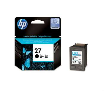 HP 27 Ink black Blister DJ3420