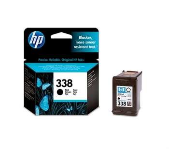 HP 338 Ink 11ml black PS8150 8450 DJ5740 6540 6840 PSC2610 2710 2355 (ML)