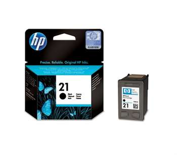 HP 21 ink black 5ml PSC 1410 Deskjet 3940
