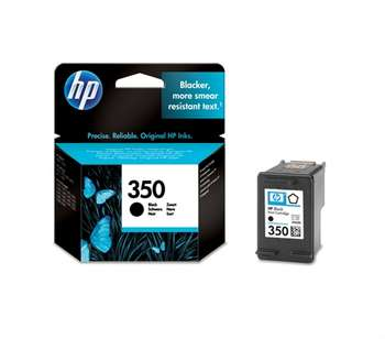 HP 350 Ink black Vivera OfficeJet J5780 J5785 (ML)