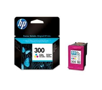 HP 300 ink color Vivera 4ml Deskjet D2560 F4280 All-in-One (ML)