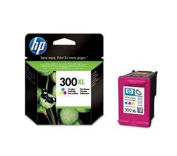 HP 300XL ink color Vivera 11ml Deskjet D2560 F4280 All-in-One (ML)