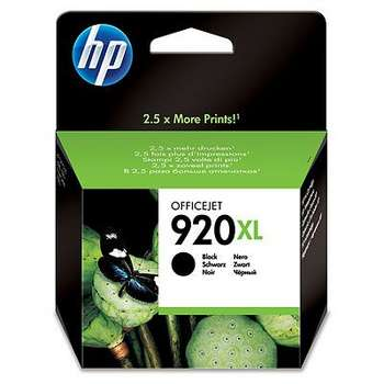 HP 920XL ink black (DE) (EN) (FR) Officejet 6000 6500 (DE) (EN) (FR)