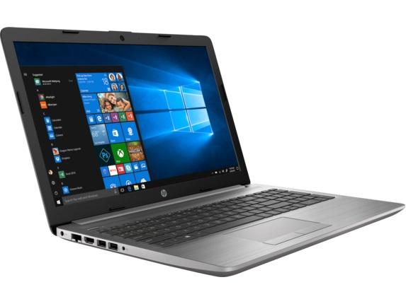 HP 250 G7 i5-8265U 15.6inch FHD AG 8GB DDR4 256GB TLC SSD UMA DVDRW BT Silver DOS 2y warranty